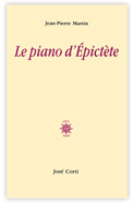 Le piano d'Epictète